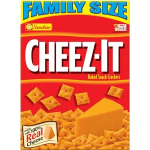 Family Size Cheez-It