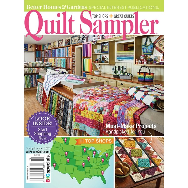 Quilt Sampler product image