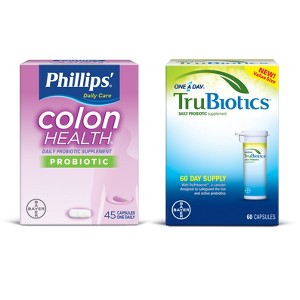 Phillips Colon Health & Trubiotics