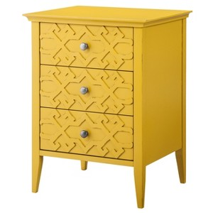 Threshold Accent Tables