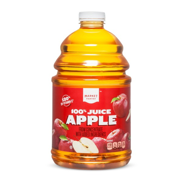 1 Gallon Market Pantry Apple Juice product image