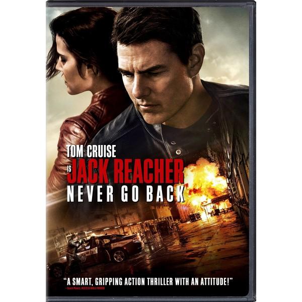 Jack Reacher: Never Go Back product image