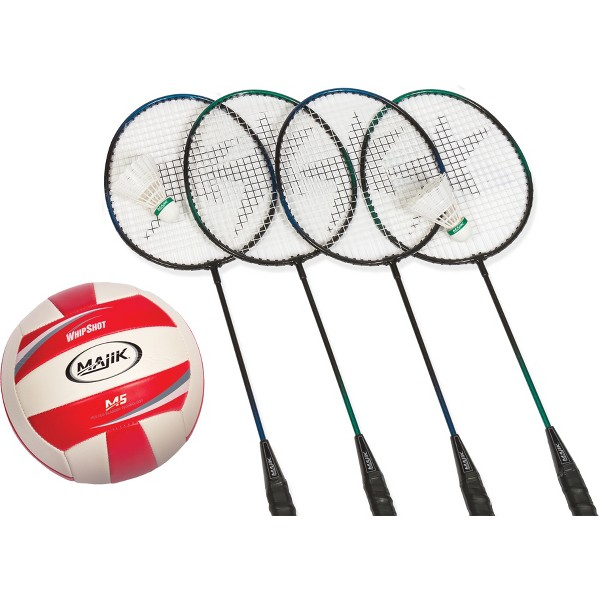 Volleyball/Badminton Combo Set product image