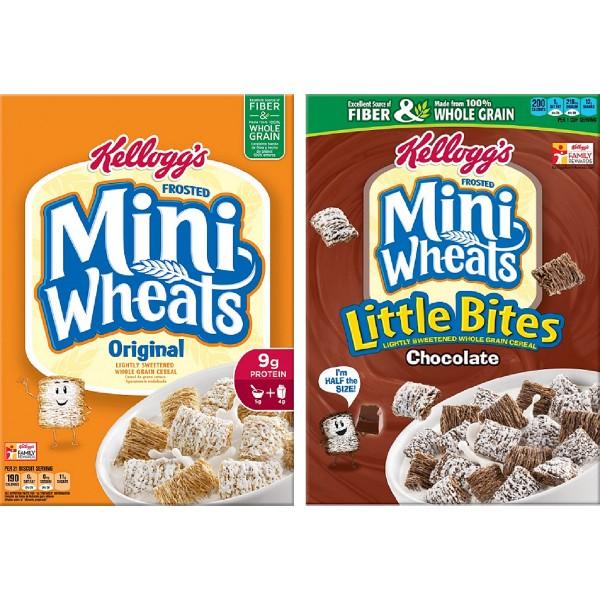 Mini Wheats product image