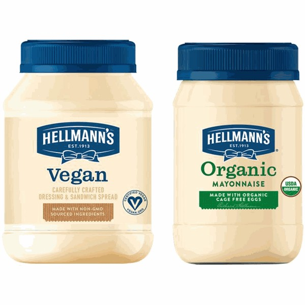 Hellmann's or Best Foods mayo product image