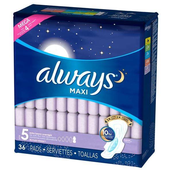 Always Maxi Pads product image