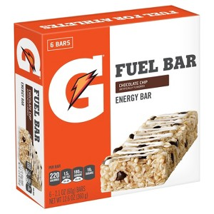 Gatorade Fuel Bars