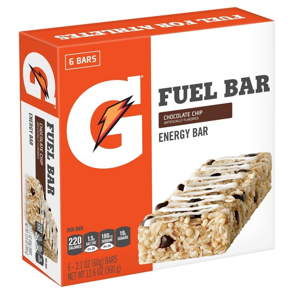 Gatorade Fuel Bars product image