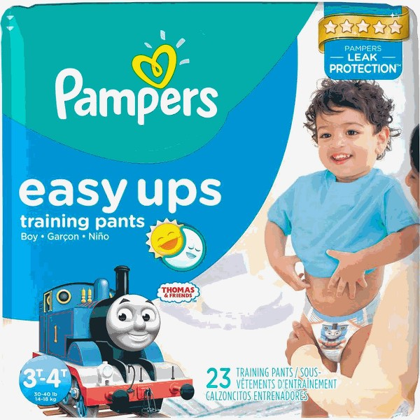 Pampers Easy Ups or UnderJams product image