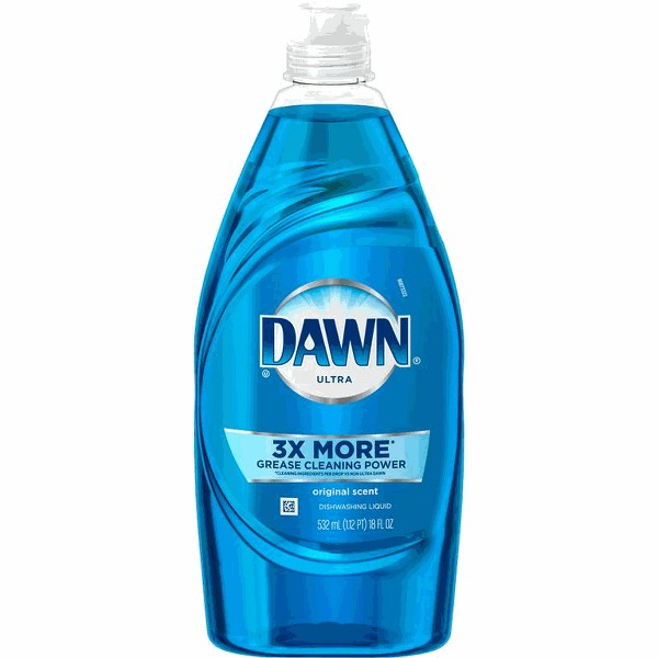 Dawn dish detergent product image