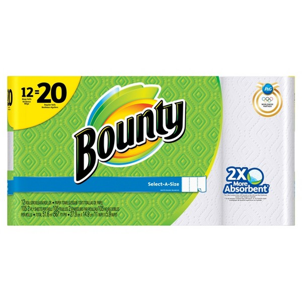 Bounty paper towels or napkins product image