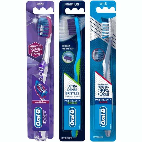 Oral-B toothbrush product image
