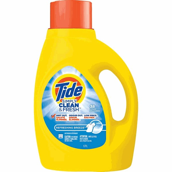 Tide Simply detergent product image