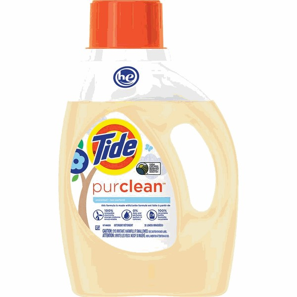 Tide Purclean detergent product image