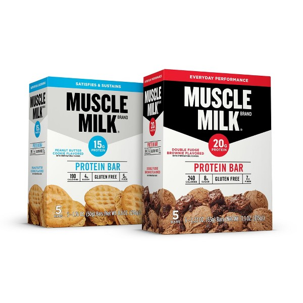 Muscle Milk Protein Bars product image