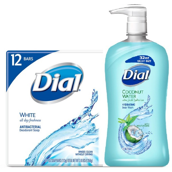 Dial Bar Soap & Body Wash product image