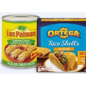 Ortega & Las Palmas Items