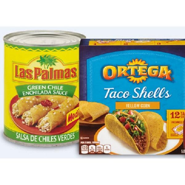 Ortega & Las Palmas Items product image
