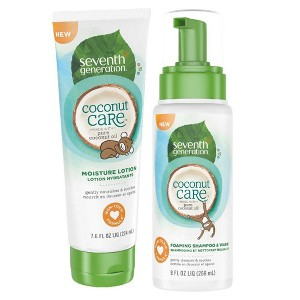 Seventh Generation Coconut Care
