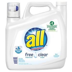 all® Liquid Laundry