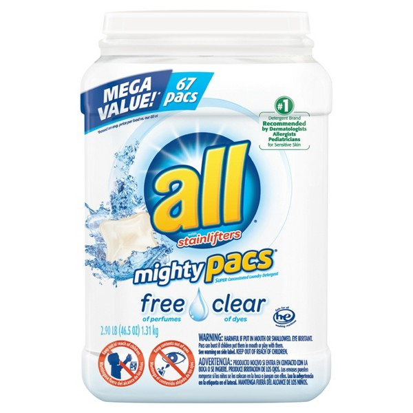 all® Mighty Pacs product image