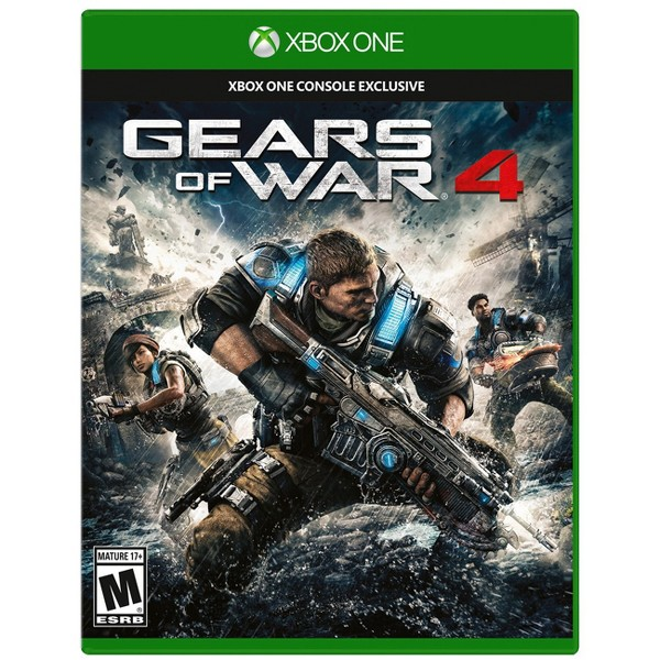 Gears of War 4 product image