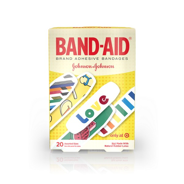 Band-Aid Brand Poptimism Bandages product image
