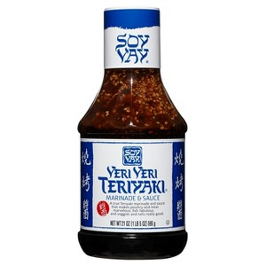 Soy Vay Marinades, Sauces & Sides