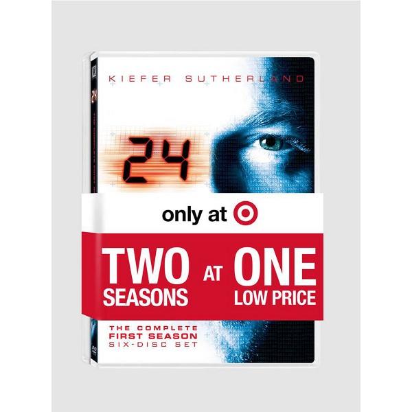 24: Seasons 1-4 product image