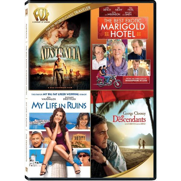 World Class Traveler Movie Bundle product image