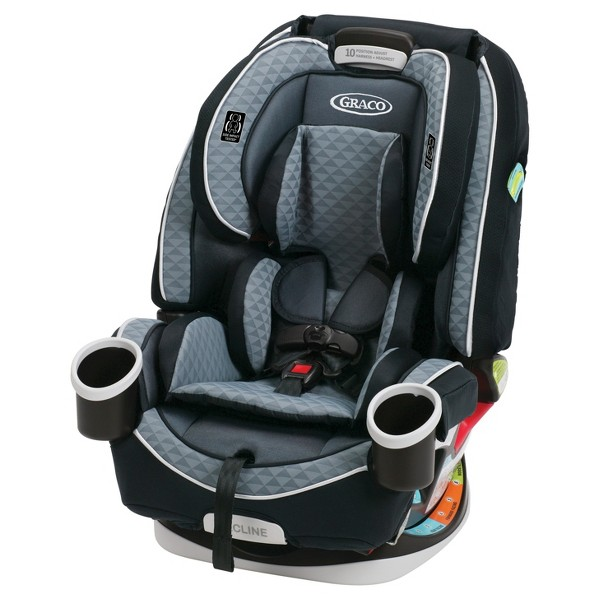 Graco 4Ever All-In-One Car Seat product image