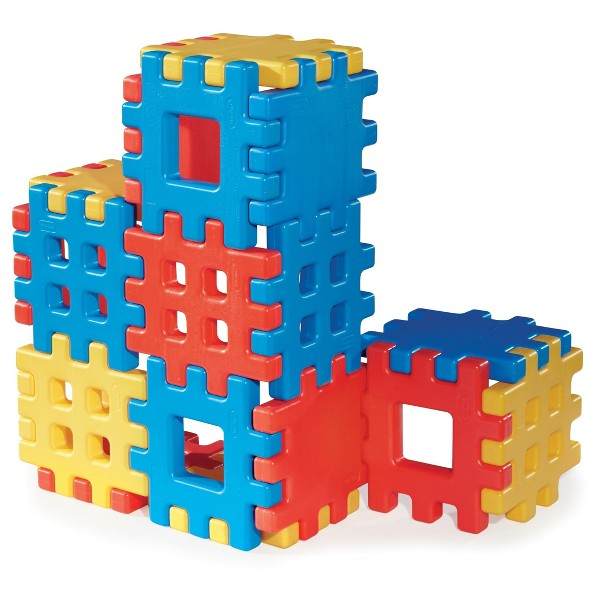 Little Tikes Big Waffle Block Set product image