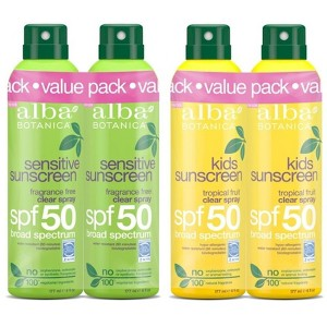 Alba Sun Twin Packs