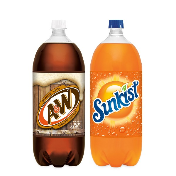 A&W,Sunkist, 7UP,Canada Dry & More product image