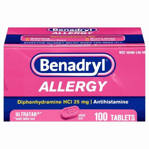 Benadryl Allergy product image