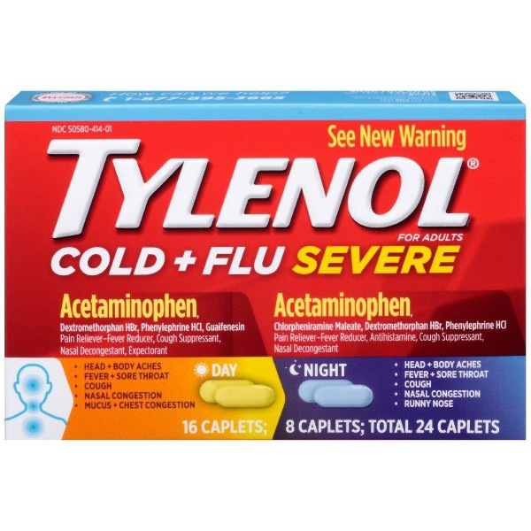 Tylenol Cold product image