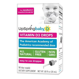 UpSpring Baby Vitamin D Drops
