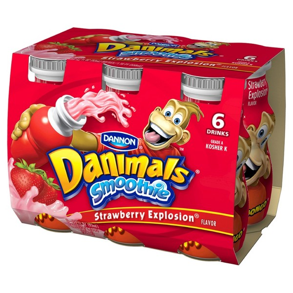 Danimals Smoothies product image