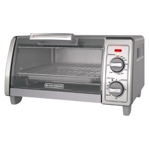 Black+Decker 2 Knob Toaster Oven
