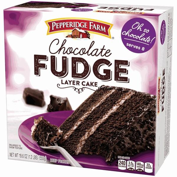Pepperidge Farm Frozen Layer Cake product image