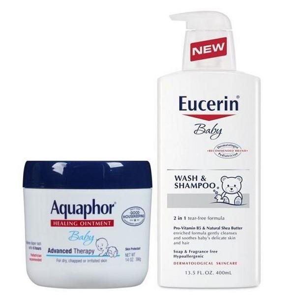 Aquaphor & Eucerin Baby product image
