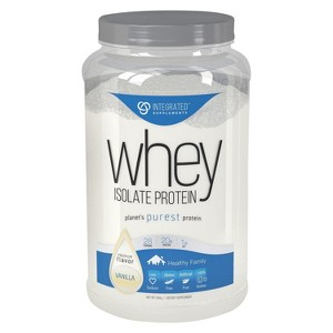 Integrated Supplements Protein