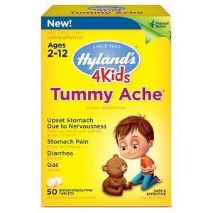 Hyland's 4Kids Tummy Ache Tablets