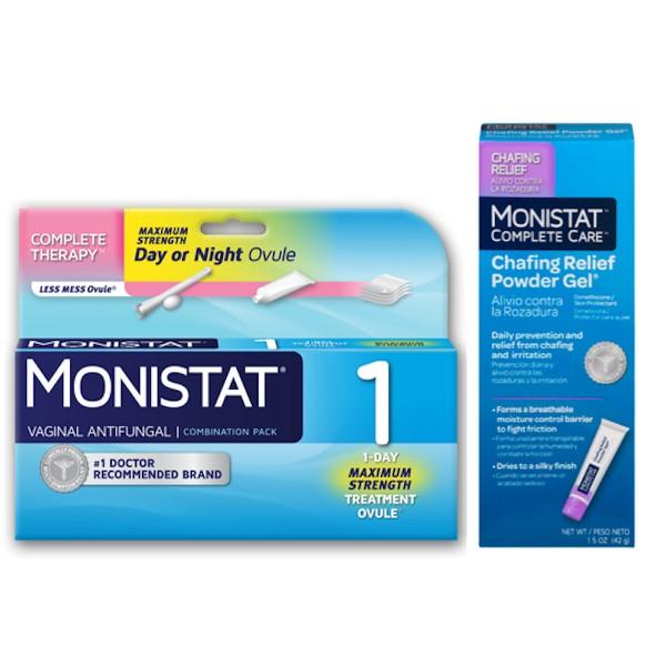 Monistat product image