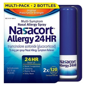 Nasacort Allergy Relief