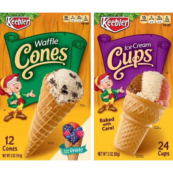 Keebler Ice Cream Cones product image