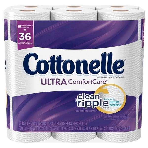 Cottonelle Bath Tissue product image