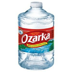 Ozarka Spring Water