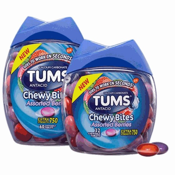 Tums Chewy Bites product image
