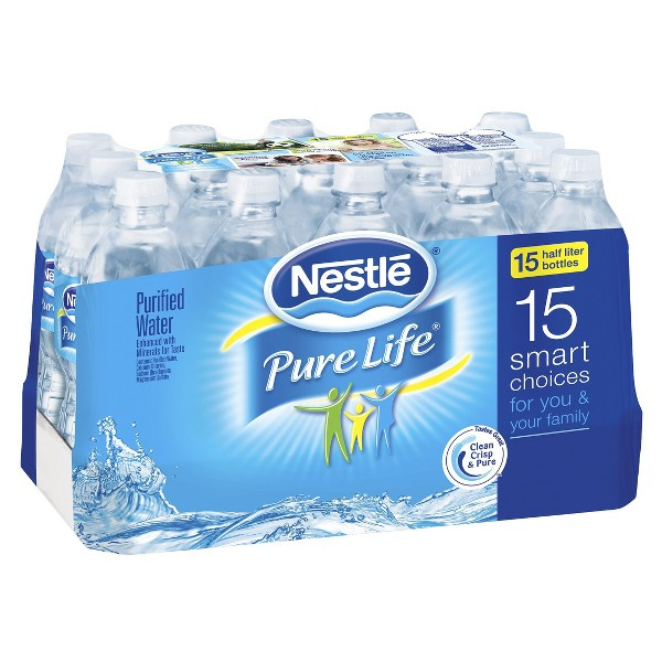 Nestle Pure Life Purified Water product image